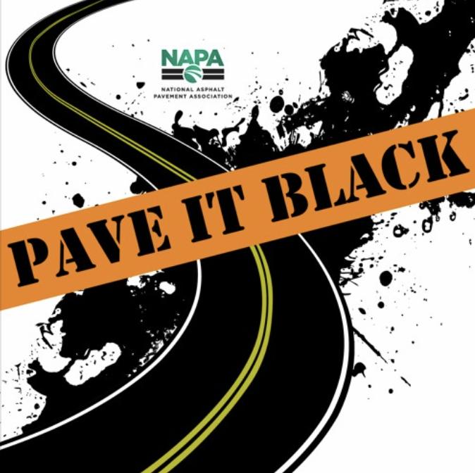 Pave It Black. My Journey to Asphalt: Si Katara